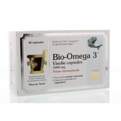 Bio-Omega 3 visolie capsules