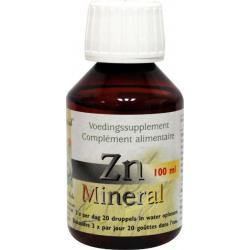 ZN Zink mineral ion