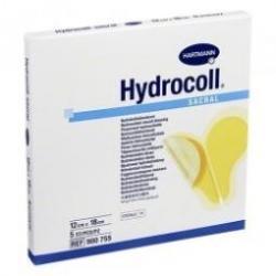 Hydrocoll sacraal wonderverband steriel 12 x 18