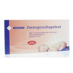 Zwangerschapstest casette