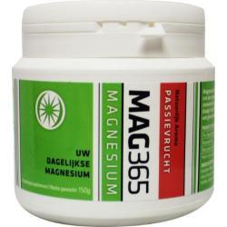 Magnesium poeder - passievrucht & citroenzuur