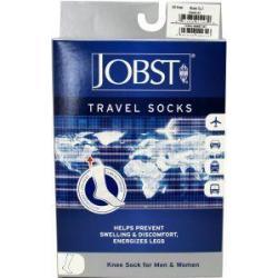 Travel socks zwart maat 2 (39-40)