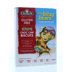 Itsy bitsy bears chocolate