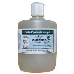 Kalium arsenicosum huidgel Nr. 13