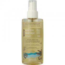 Sun vegan dry oil spray paradise bio