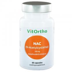 NAC N-Acetyl cysteine 500 mg