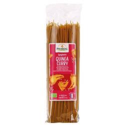 Organic spaghetti tarwe quinoa curry