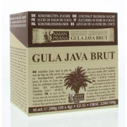 Gula java brut stick 50 x 4 gram