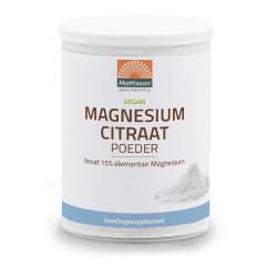 Magnesium citraat poeder 15%