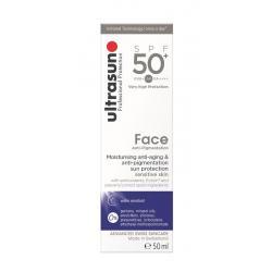 Face anti pigment SPF 50+