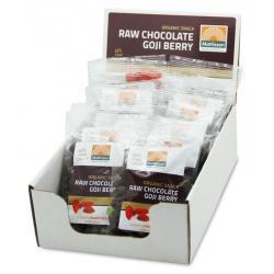 Goji snack raw choco 35 gram