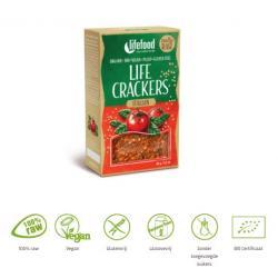 Life crackers Italiaans