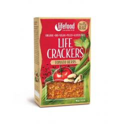Life crackers tomaat kruiden