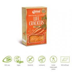 Life crackers wortel