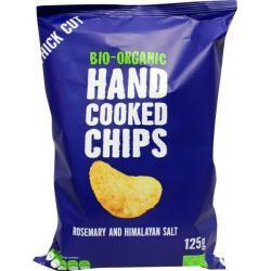 Chips handcooked rozemarijn himalaya zout
