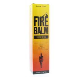 Fire balm