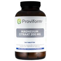 Magnesium citraat 200 mg & B6