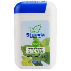 Stevia tablet navulling