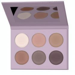 Oogschaduw/eyeshadow min selection pastel nude 01