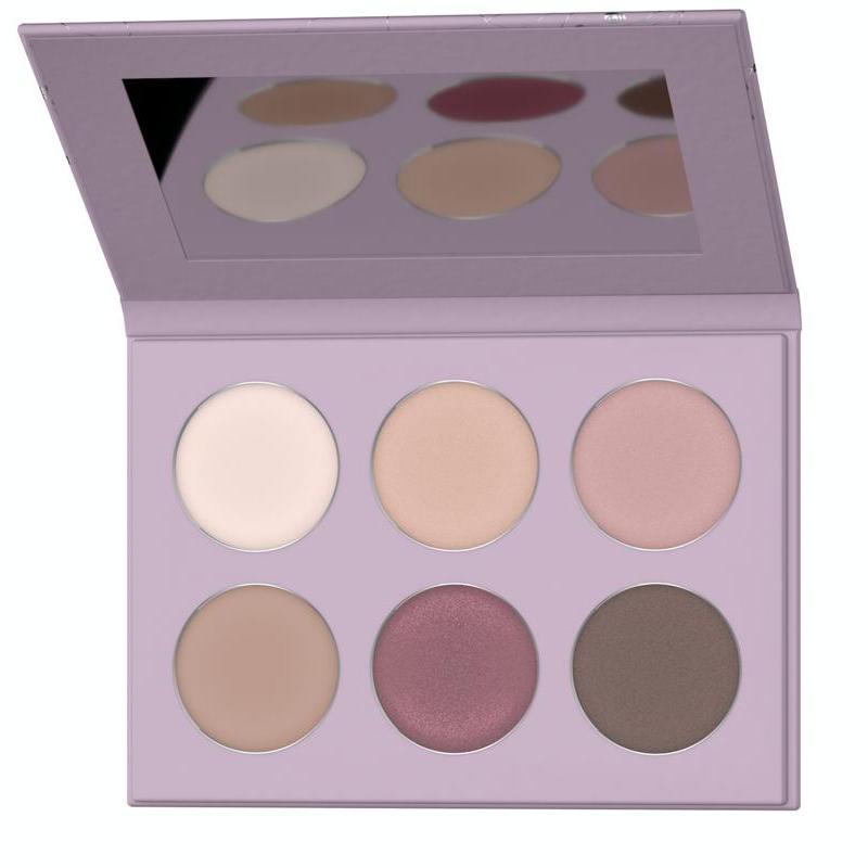 Oogschaduw/eyeshadow min selection pastel 02