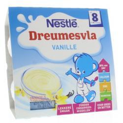 Dreumesvla vanille 8 maanden 100 gram