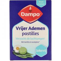 Ademvrij pastilles