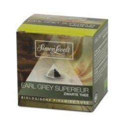 Piramide earl grey superior bio