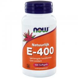 Vitamine E-400 gemengde tocoferolen