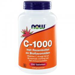 Vitamine C-1000 met rozenbottel en bioflavonoiden