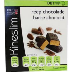 Chocolade repen