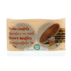 Honingwafels
