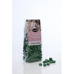 Groene erwten Zoete herinneringen