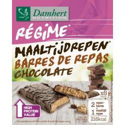 Afslank proteinereep chocolade