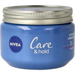 Hair care styling cream gel