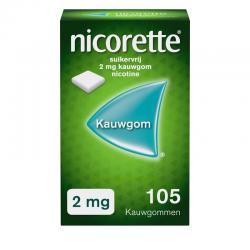 Kauwgom 2 mg classic