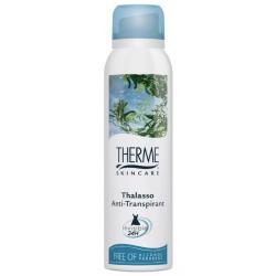 Anti-transpirant deodorant thalasso