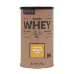 Whey proteine vanilla