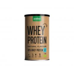Whey proteine natural