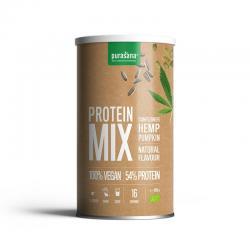 Vegan protein mix pumpkin sunflower hemp