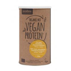 Vegan protein mix pumpkin sunflower hemp ban/van