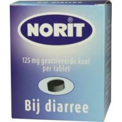 Norit 125 mg