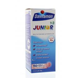 Junior 1+ smelttablet