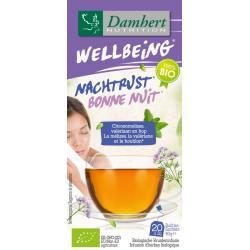 Tea time goede nachtrustthee 20+5 stuks
