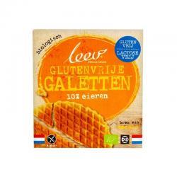 Bio glutenvrije galetten (lactosevrij)