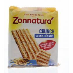 Sesam crunch reep 50 gram