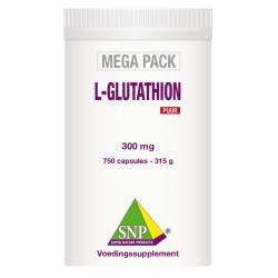 L-Glutathion puur megapack