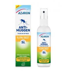 Anti muggen 9.5% deet spray