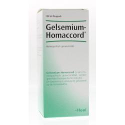 Gelsemium-Homaccord