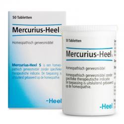 Mercurius-heel S
