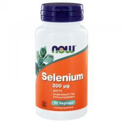Selenium gistvrij 200 mcg